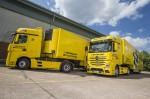 Carrier Transicold dba o doskonałą formę wyścigowych opon Dunlop